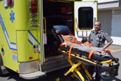 Environnement de travail chez Urgence Bois-Franc (ambulance)