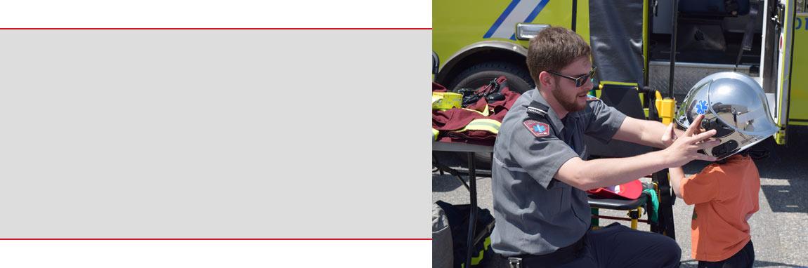 Slider accueil - Ambulancier Urgence Bois-Francs