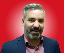 Philip Girouard - Président - Urgence Bois-Francs